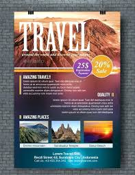 Tourism Flyer Template