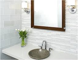 Stick On Tile Decorations Peel And Stick Wall Tile Modern Bathroom Design Copy Regarding 2