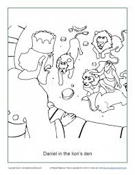 Here are some images of lions tot print and color. Daniel In The Lion S Den Coloring Page