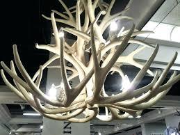 antler chandelier kit modern chandeliers deer new decoration unique contemporary lighting wiring