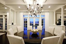 round dining room table seats 8 perfect gypsum ceiling with glossy wooden round table and white