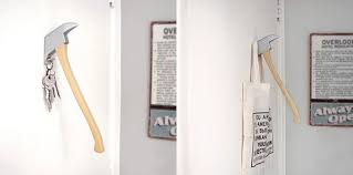 Coat Rack Solutions 100 of the Most Creative Wall Hook Designs Freshome 8