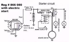 rotax ducati ignition electrical system, troubleshooting a rotax rotax 503 ignition coil at Tachometer Wiring Diagram Rotax