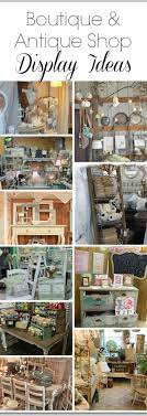 best 25 antique store displays ideas