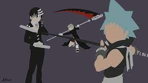 hd wallpaper anime soul eater black