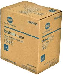 Page 14 also contains the download page of printer drivers are supplied with this machine: Amazon Com Konica Minolta Tnp51c A0x5435 Bizhub C3110 Toner Cartridge Cyan In Retail Packaging Computers Accessories