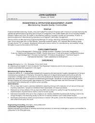 Manufacturing Test Engineer Sample Resume Nardellidesign Com 19