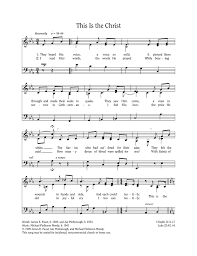 gethsemane sheet music gethsemane primary song sheet music antequerablues