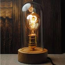 bell jar lighting fixtures. Rustic Bell Jarred Lamps Jar Lamp With Lighting Decor 9 Fixtures