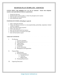 small business plans examples typical small business plan retail fresh examples a small business