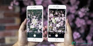 So sánh nhanh camera iPhone 8 Plus và iPhone 7 Plus: Cải tiến