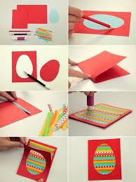 5 Easy DIY Homemade Holiday Cards Last Minute Holiday Gift Idea Card Making Ideas Diy