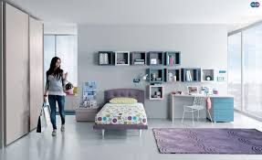 Teenager Bedroom Decor Model Design New Ideas