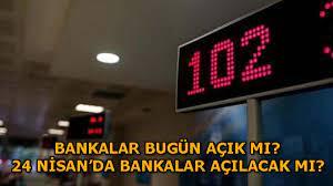 Bankalar 23 Nisan (Bugün) ve 24 Nisan (Yarın) çalışacak mı? Bankalar sokağa  çıkma yasağı süresince hizmet verecek mi? - Son Haberler - Milliyet