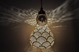 Astounding Gourd Lamp That Makes Fractal Reflections Pics Decoration  Inspiration ...