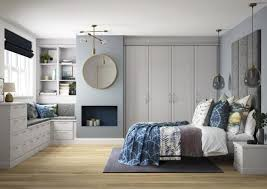 bedroom furniture fitted. Fine Fitted Hammonds Libretto Wardrobes In Light Grey On Bedroom Furniture Fitted