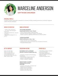 Resume Of Computer Engineer Cream Floral Minimalist Resume Templates By Canva
