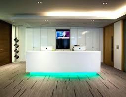 dental office reception. Office Reception Counter White Desk Dental Design