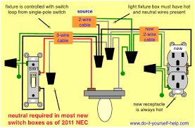 wiring diagram for multiple light fixtures diy vanity mirror wiring diagram for light switch at House Wiring Diagrams For Lights With Outlet