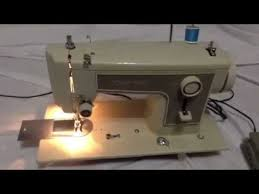 How To Use A Sears Kenmore Sewing Machine