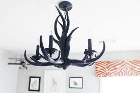 5 15 custom antler chandelier