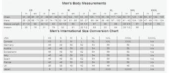 High Quality Marmot Size Guide North Face Boys Size Chart