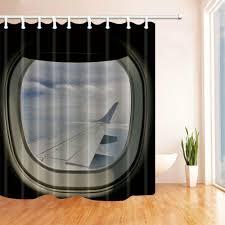 mildew free shower curtain new 2018 fashion retro modern generous