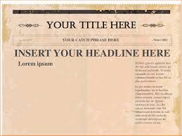 Newspaper Template Png Under Fontanacountryinn Com