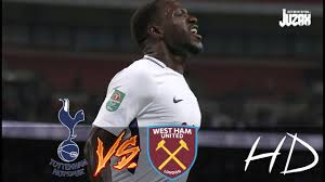 Tottenham vs West Ham 2-3 - All Goals and Highlights - Carabao Cup 25  October 2017 - YouTube