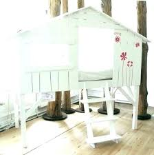 Loft Bed Playhouse Pottery Barn Playhouse Pottery Barn Loft Bed