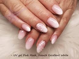 Babyboomer Uv Gel Pink Mask 30ml Mléčně Růžový Uv Gel