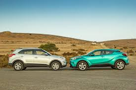 Compact Crossovers: Practical Hyundai Creta vs Stylish Toyota C-HR ...
