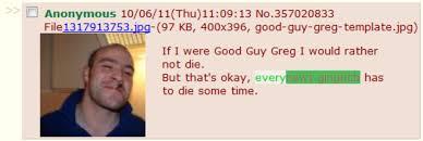 Good Guy Greg | Know Your Meme via Relatably.com