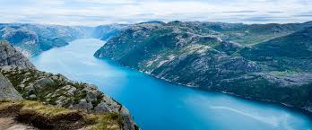 there is no experience that can even e close to the experience of cruising through the majestic norwegian fjords that are one of the seven natural