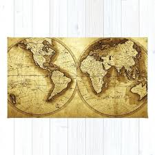world map rug antique map of the world rug world map rug for classroom