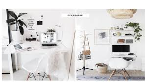 scandinavian home office. There Are A Lot Of Jobs That Can Be Done From Home Nowadays. Usually People Working Online, Musicians, Painters, But Also Accountants And Lawyers Could In Scandinavian Office I