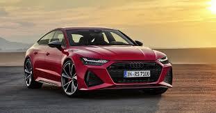 Audi RS7 Sportback стал 600-сильным гибридом — Motor