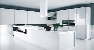 Contemporary White Kitchen Pictures these 15 grey and white
