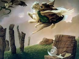magic fantasy michael parkes magic realism art vol 02 the last