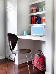 tiny home office ideas. makeshift desk tiny home office ideas h