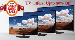 Best deals on LED TVs under the Amazon Great Indian Festival sale