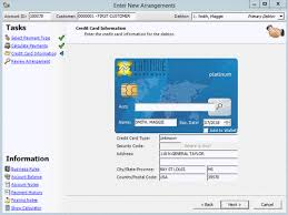 It gives merchants a way to verify the validity of a card number before accepting the customer's payment. Latitude Help Specify Credit Card Information