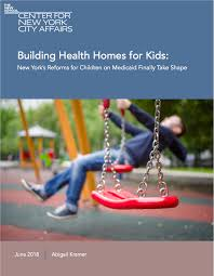 Medicaid Eligibility Income Chart Nyc Building Health Homes For Kids Center For New York City