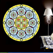 2017 self adhesive paper for furniture free shipping art stained glass window film environmental protection new adhesive paper for furniture