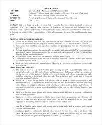 Sales Assistant Job Description Template Manager Cv Meicys Co