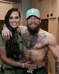 Conor McGregor's fiancee Dee Devlin shares their best moments of ...