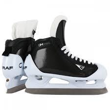 Graf Dm1080 Senior White Goalie Skates