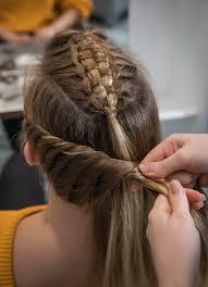 účesy Na Ples I Do Práce Inspirujte Se Tipy Mladé Hairstylistky