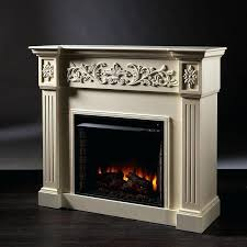 ivory electric fireplace southern enterprises tennyson ivory electric fireplace with bookcases