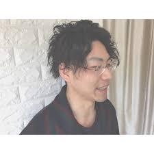 モテ髪 ショート パーマ モードroom Kitahama 生田 拓海 409716hair